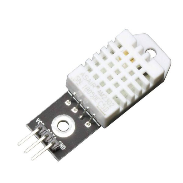 DHT22 Temperature and Humidity Sensor Module