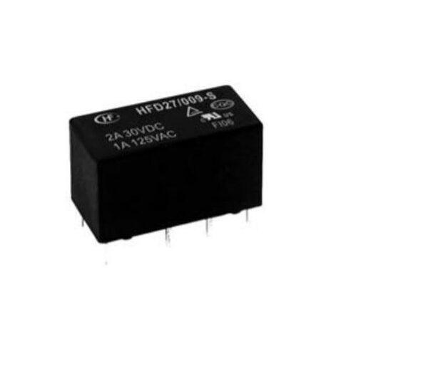 DPDT Relay – 5V/2A – PCB Mount