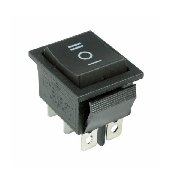 DPDT Rocker Switch Center Off sharvielectronics.com