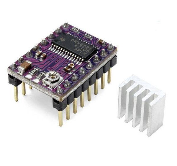 DRV8825 Stepper Motor Driver Module (High Current)