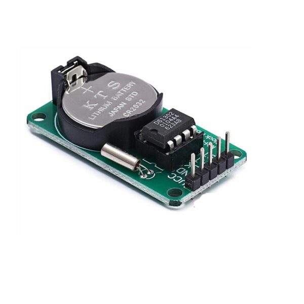 Sharvielectronics: Best Online Electronic Products Bangalore | DS1302 Real Time Clock RTC Module 1 | Electronic store in bangalore