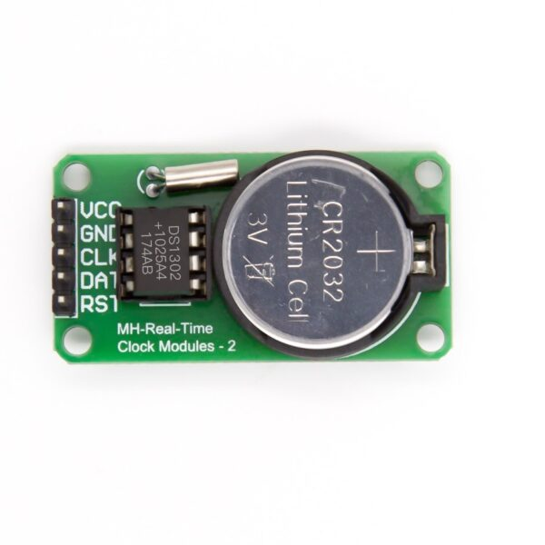 DS1302 Real Time Clock-RTC-Module sharvielectronics.com