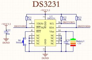 Sharvielectronics: Best Online Electronic Products Bangalore | DS3231 Real Time Clock RTC Module 4 | Electronic store in bangalore