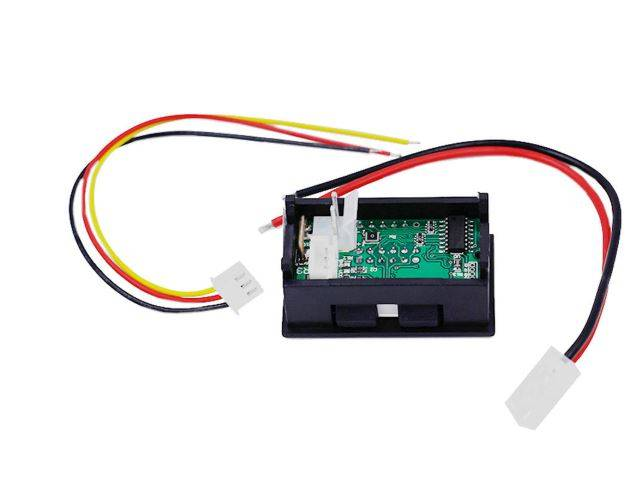 Sharvielectronics: Best Online Electronic Products Bangalore | Digital Voltmeter 0 100V and Ammeter 10 A 2 | Electronic store in bangalore