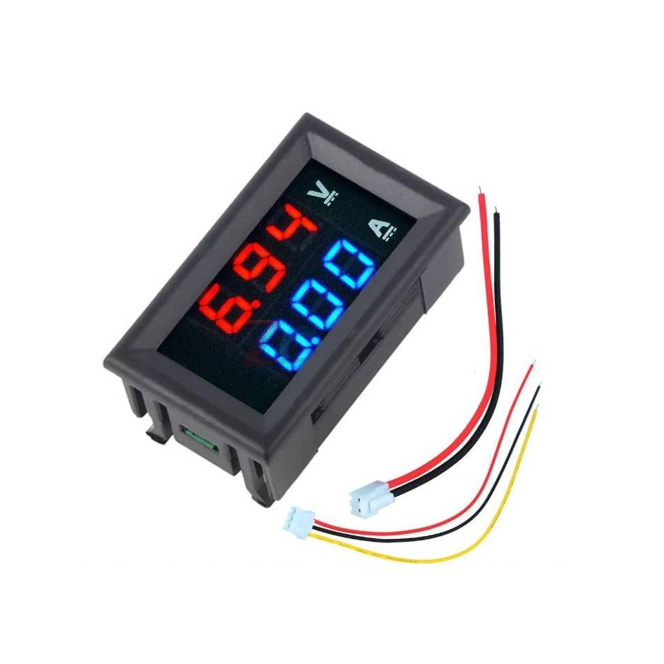 Sharvielectronics: Best Online Electronic Products Bangalore | Digital Voltmeter and Ammeter 1 | Electronic store in bangalore