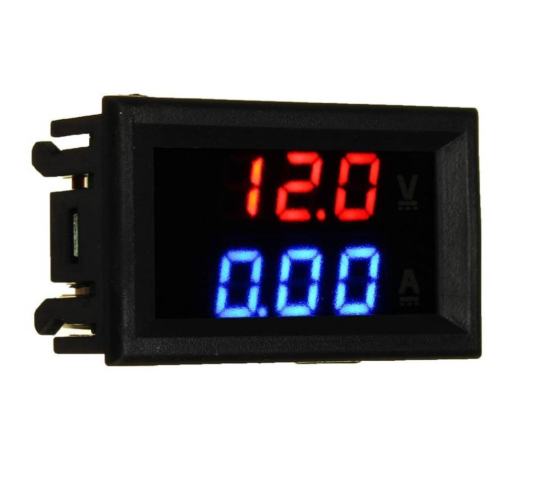 Sharvielectronics: Best Online Electronic Products Bangalore | Digital Voltmeter and Ammeter 2 | Electronic store in bangalore