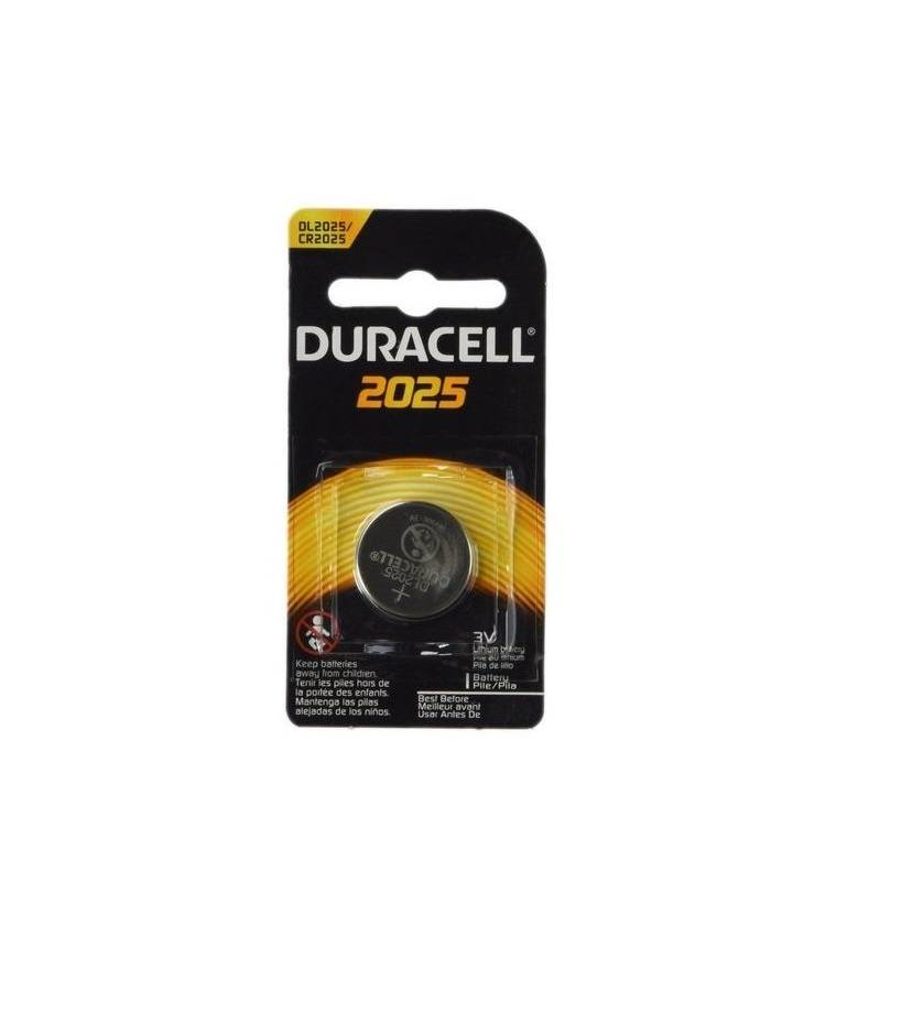 DL2025-CR2025-3V/150mAh-Lithium Coin Cell-Duracell