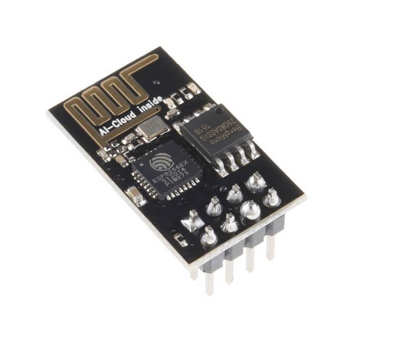 ESP-01 ESP8266 Serial WIFI Transceiver Module sharvielectronics.com