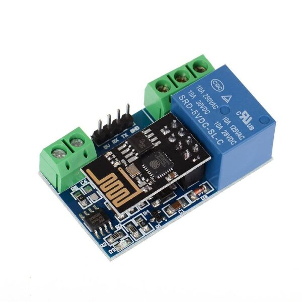 ESP8266 WiFi 5V 1 Channel Relay Module IOT Smart Home Remote Control Switch