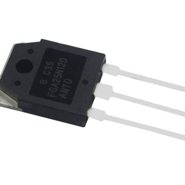 FGA25N120ANTD 1200V25A IGBT sharvielectronics.com