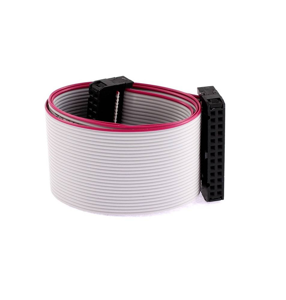 Sharvielectronics: Best Online Electronic Products Bangalore | FRC Flat Ribbon Cable 12 inch 26 Pin 26 Wire 1 | Electronic store in bangalore