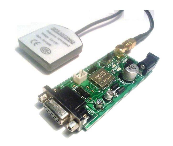 SKG13 GPS Module with External Antenna