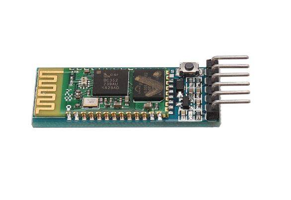 HC-05 Bluetooth Transceiver Module with TTL Output