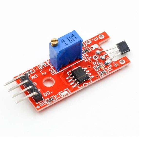 Hall Effect Sensor Module sharvielectonics.com