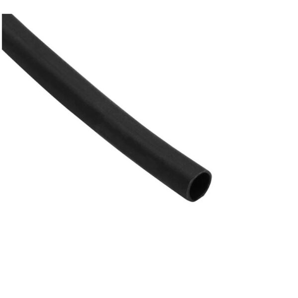 Heat Shrink Tube-Black-Diameter 5 mm-Length 1 meter sharvielectronics.com
