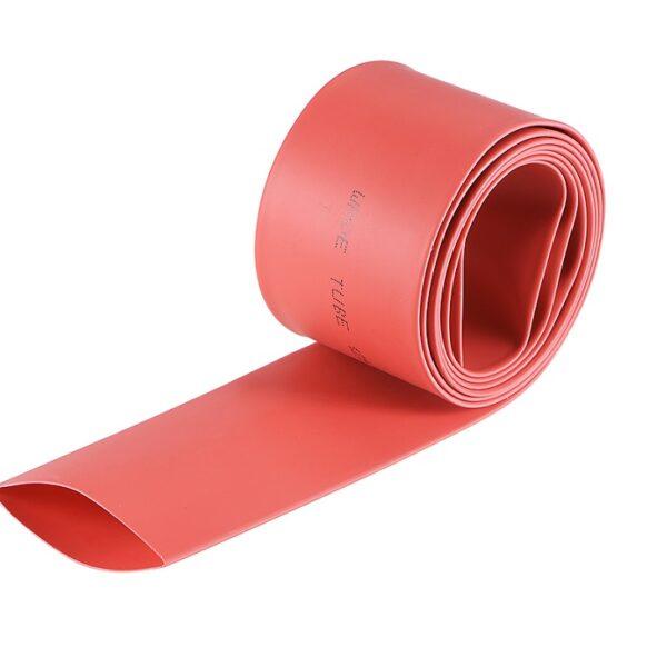 Heat Shrink Tube - Red - Diameter 25 mm - Length 1 meter Sharvielectronics