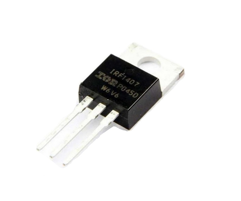 IRF1407-75V N-Channel Power MOSFET Sharvielectronics