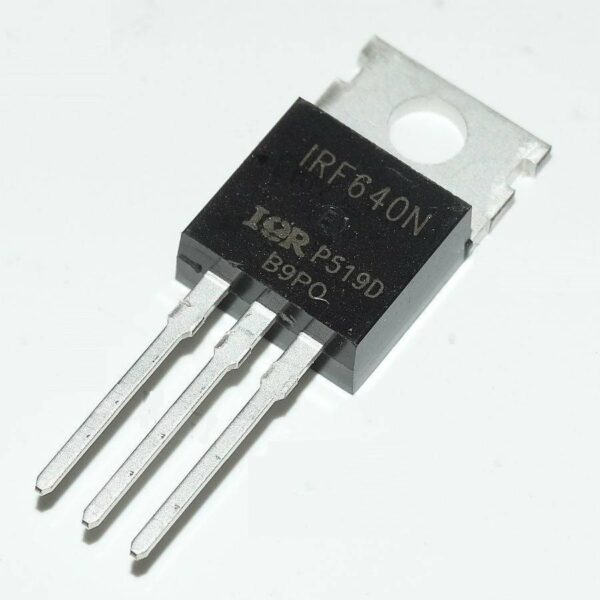IRF640 - 200 V / 18 Amp N-Channel Power MOSFET sharvielectronics.com