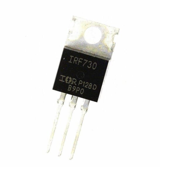 IRF730-400V/5.5 Amp N-Channel Power MOSFET sharvielectronics.com