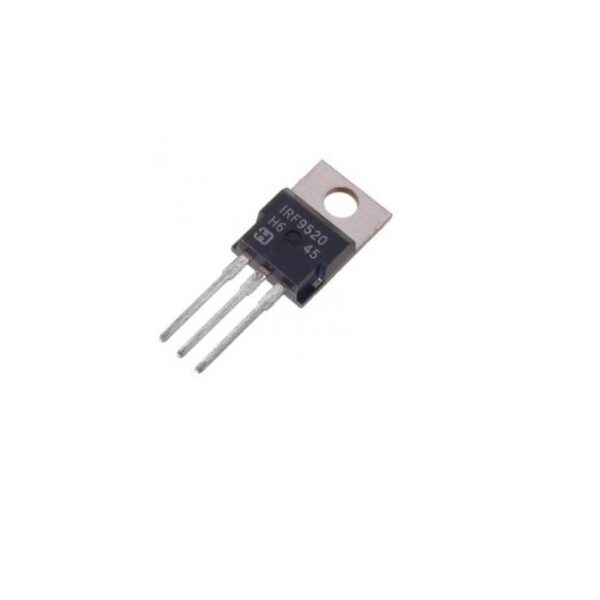 IRF9520-100V/6.8 Amp P-Channel Power MOSFET