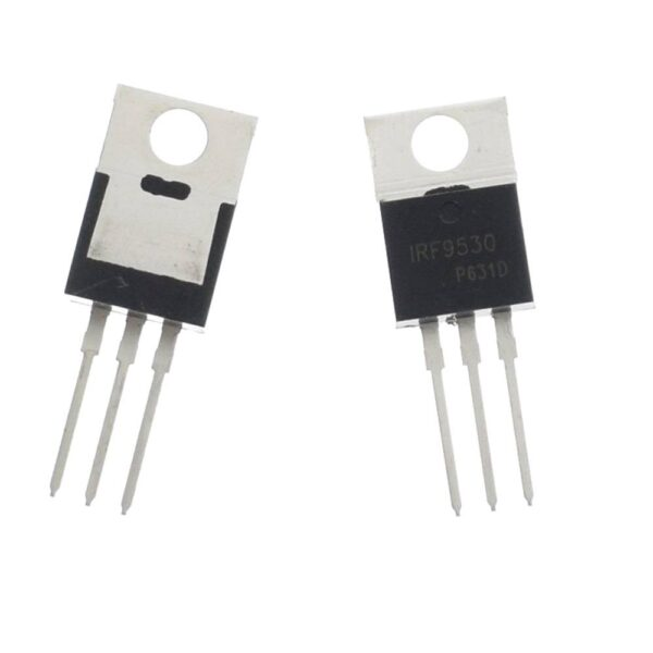 IRF9530 - 100 V /12 Amp P-Channel Power MOSFET sharvielectronics.com