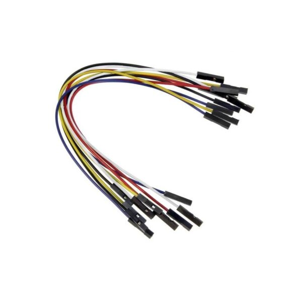 Sharvielectronics: Best Online Electronic Products Bangalore | Jumper Wire – Female to Female Connector 2 | Electronic store in bangalore