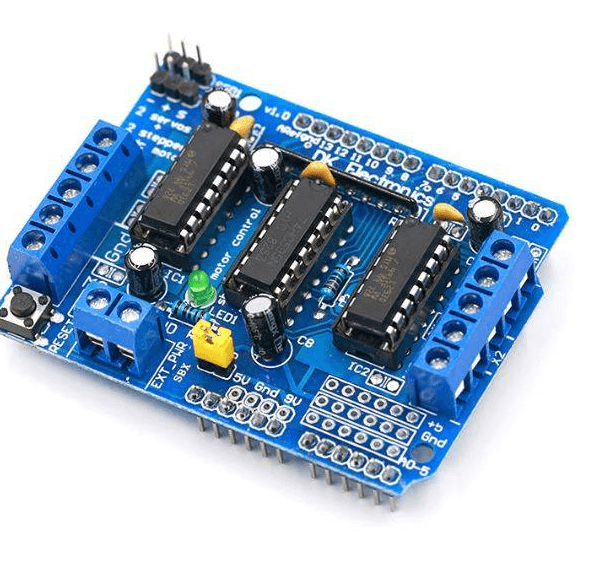 Sharvielectronics: Best Online Electronic Products Bangalore | L293D Motor Driver Shield for Arduino Sharvielectronics 1 | Electronic store in bangalore
