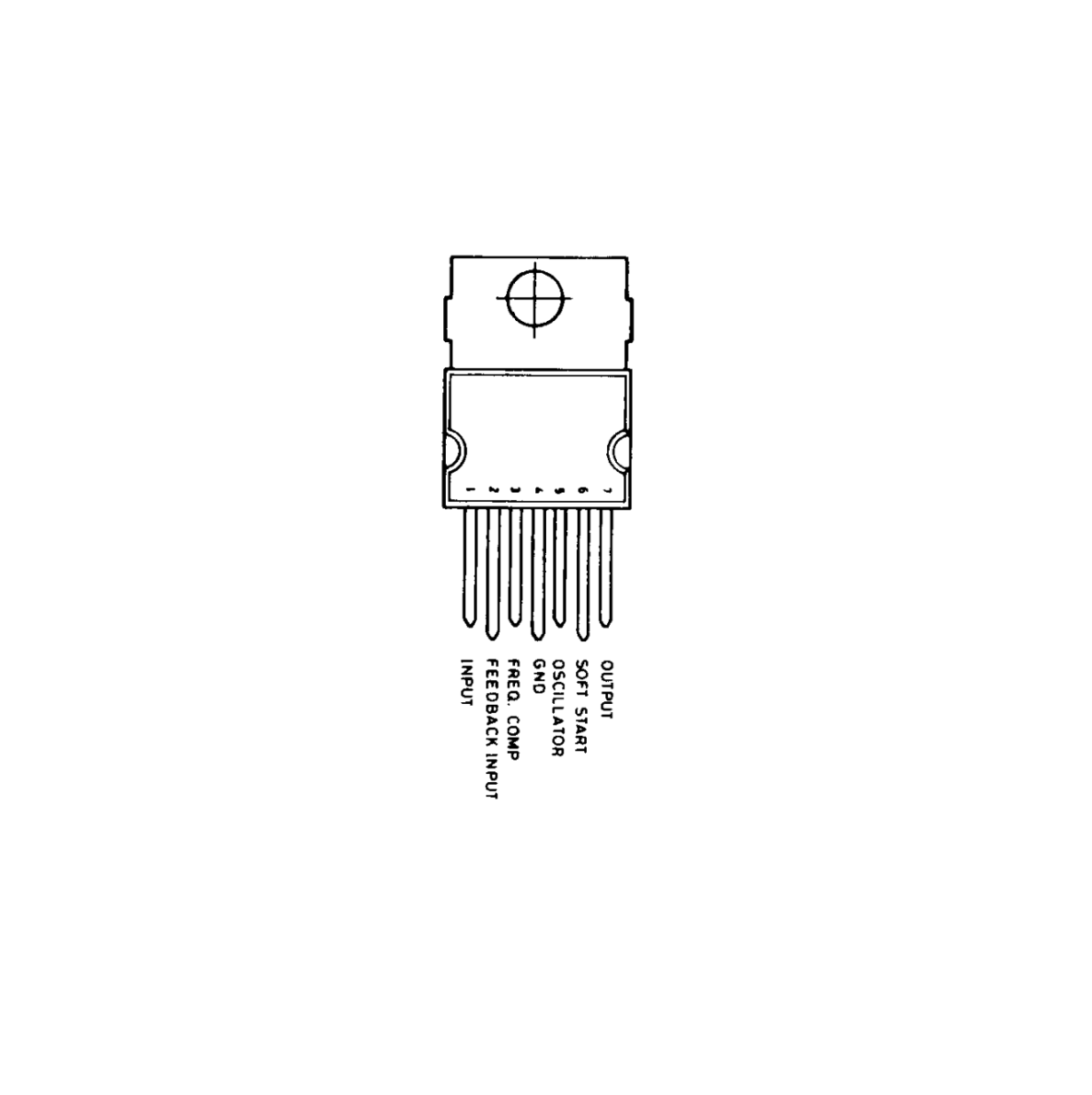 Sharvielectronics: Best Online Electronic Products Bangalore | L4960 IC 2.5A Switching Regulator IC | Electronic store in bangalore