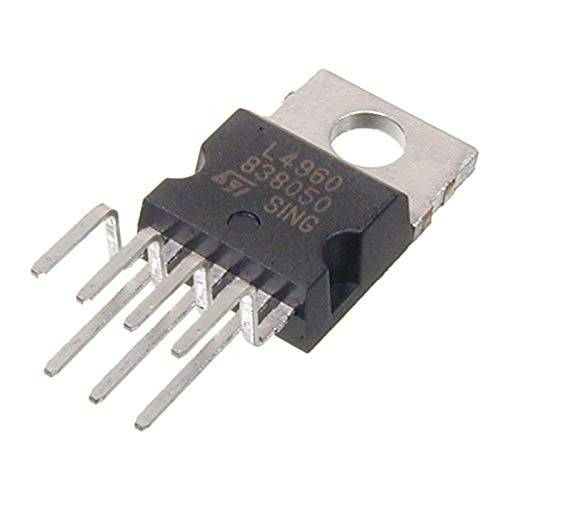 L4960 IC-2.5A Switching Regulator IC
