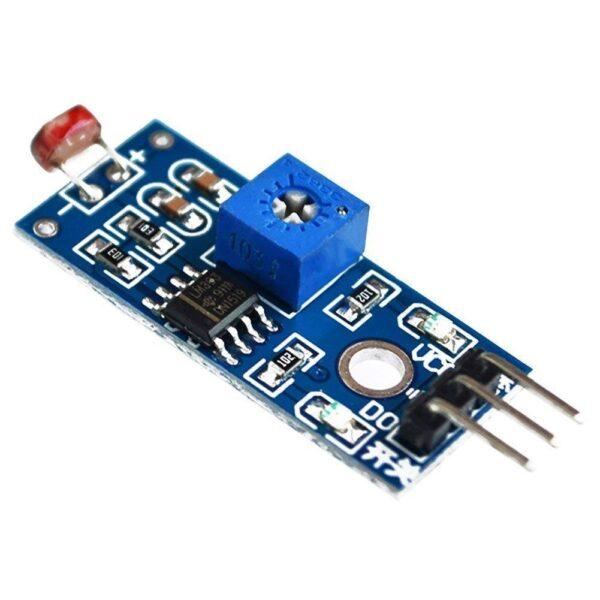 LDR Light Sensor Module