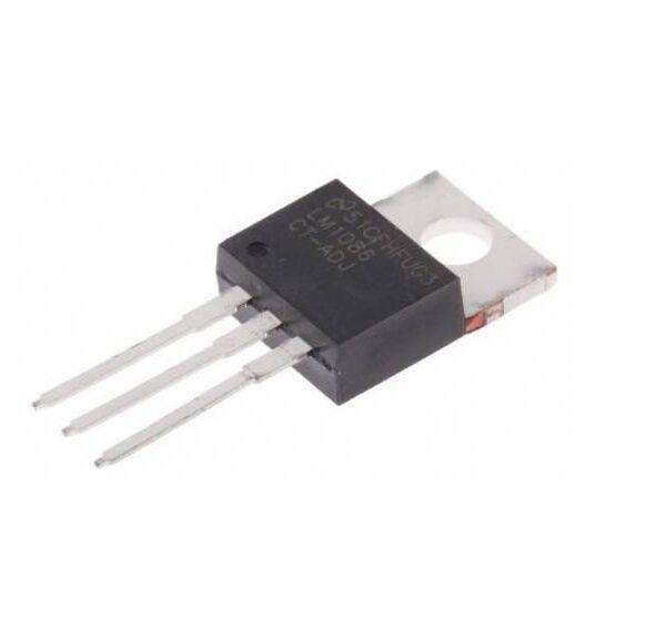 LM1085-ADJ-3A Adjustable Low Dropout Positive Voltage Regulator