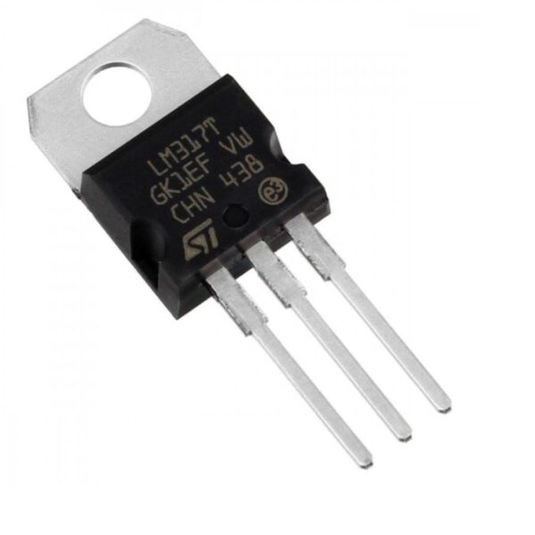 LM317 IC-Variable Voltage Regulator IC
