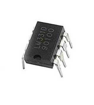 LM331 IC-Precision Voltage to Frequency Converter IC