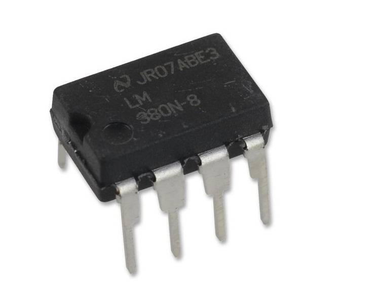 Sharvielectronics: Best Online Electronic Products Bangalore | LM380N IC 2.5 Watt Audio Power Amplifier | Electronic store in bangalore