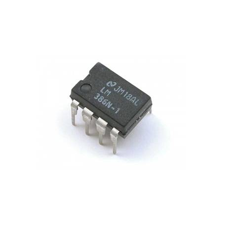 Sharvielectronics: Best Online Electronic Products Bangalore | LM386 IC Low Voltage Power Amplifier | Electronic store in bangalore