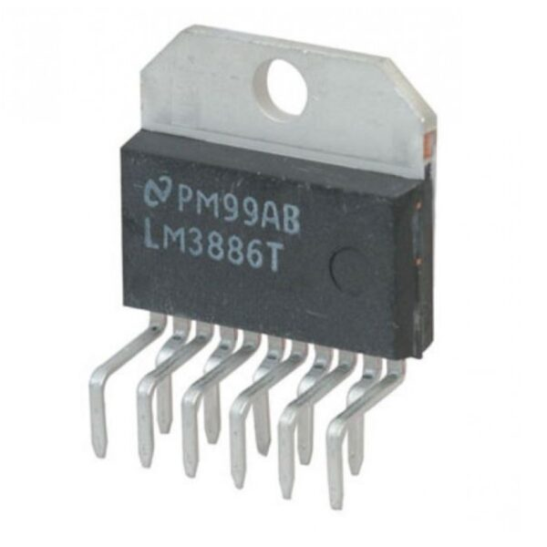 LM3886 IC 68W - High Power Audio Amplifier sharvielectronics.com