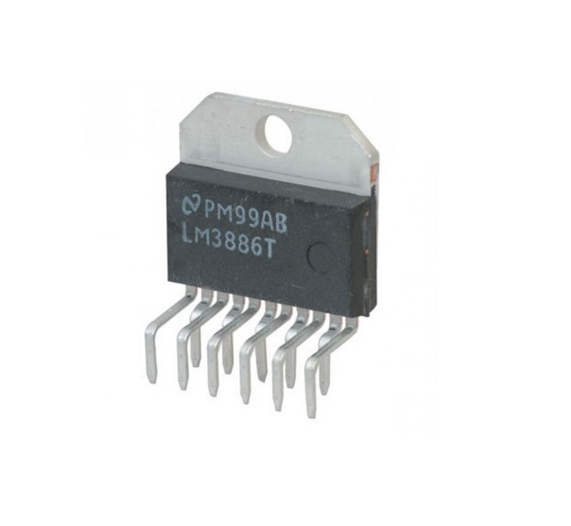LM3886 IC 68W - High Power Audio Amplifier Sharvielectronics