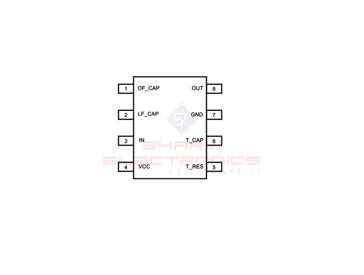 Sharvielectronics: Best Online Electronic Products Bangalore | LM567 IC Tone Decoder IC | Electronic store in bangalore