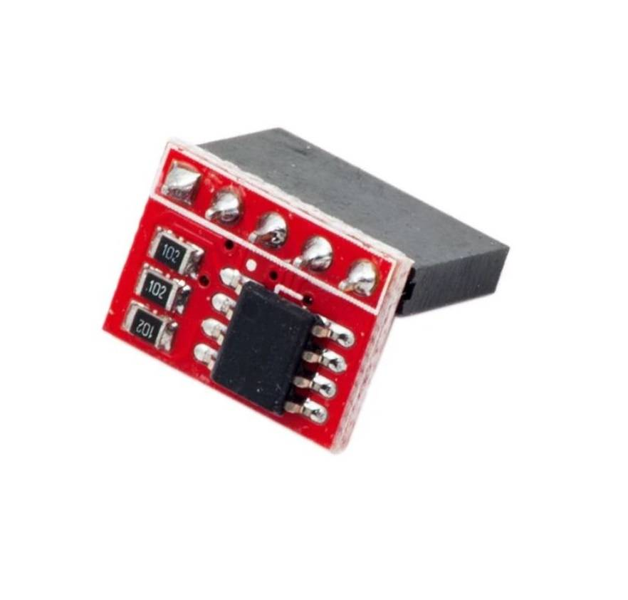 Sharvielectronics: Best Online Electronic Products Bangalore | LM75 Temperature Sensor Module 1 | Electronic store in bangalore