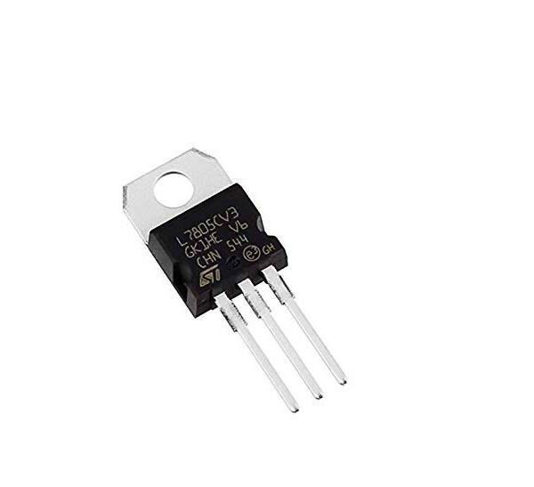 LM7805 IC-5V Positive Voltage Regulator IC