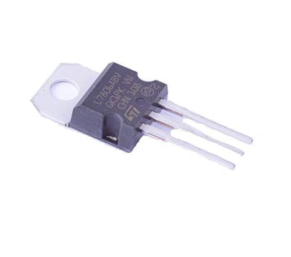 LM7806 IC-6V Positive Voltage Regulator IC