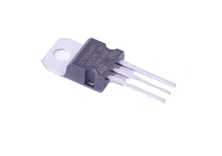 LM7806 IC-6V Positive Voltage Regulator IC