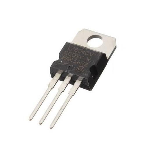 LM7824 IC-24V Positive Voltage Regulator IC