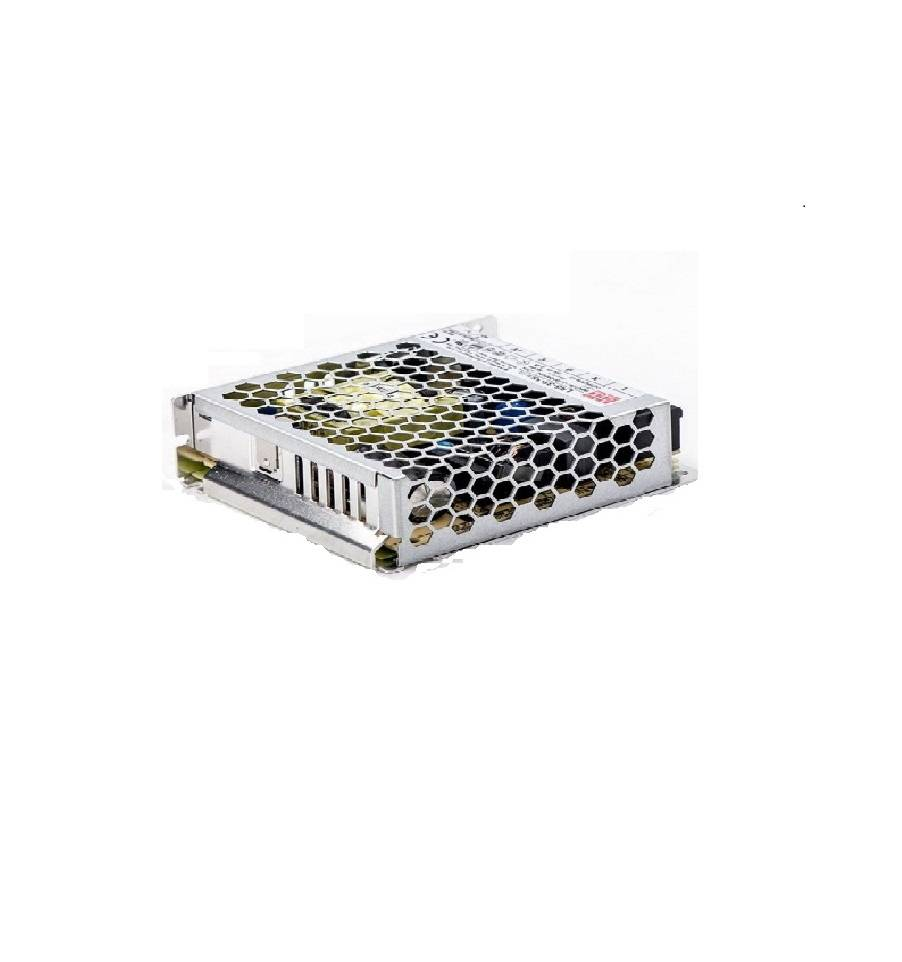 Enclosed Type 211.2W 24V 8.8A LRS-200-24 Meanwell AC-DC Single Output LRS-200 Series MEAN WELL Switching Power Supply