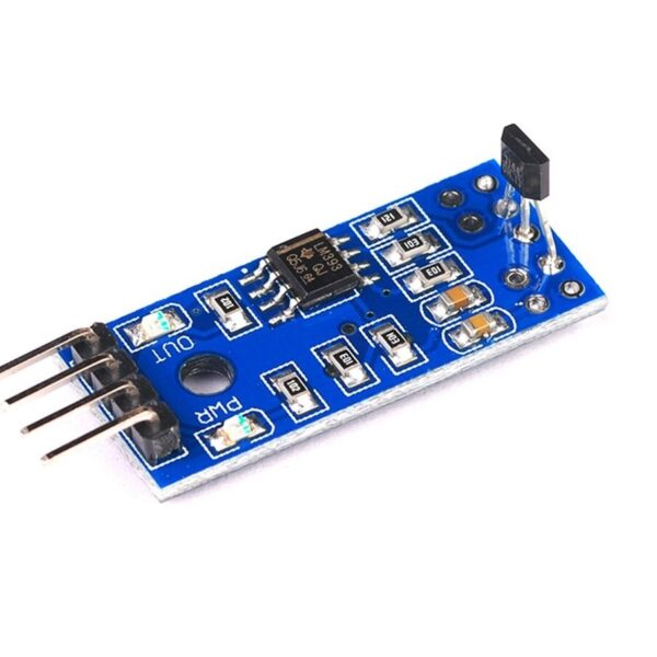 Linear Magnetic Hall Effect Sensor Module sharvielectronics.com