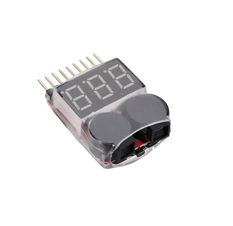 Sharvielectronics: Best Online Electronic Products Bangalore | Lipo Battery Voltage Tester with Buzzer Alarm 3 | Electronic store in bangalore