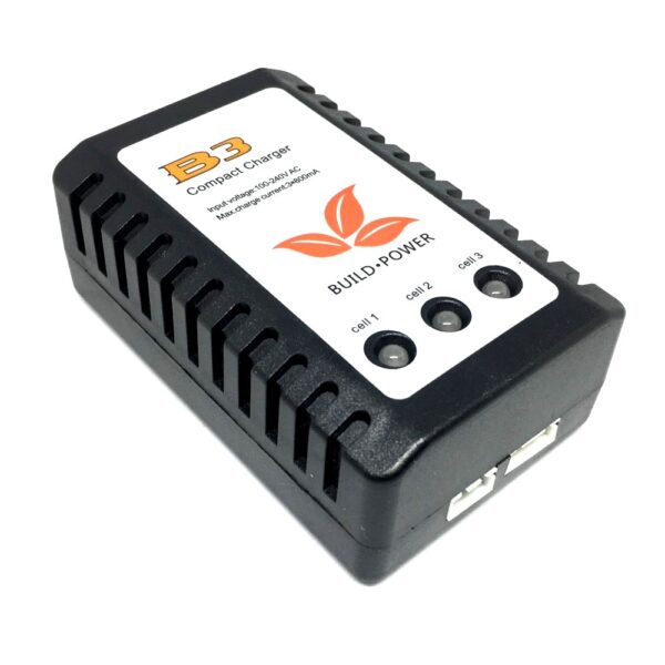 Lithium Polymer B3 Battery Charger sharvielectronics.com