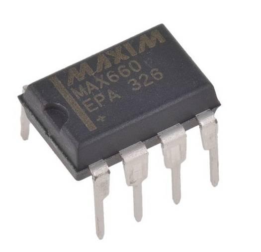 MAX660 IC-CMOS Monolithic Voltage Converter IC