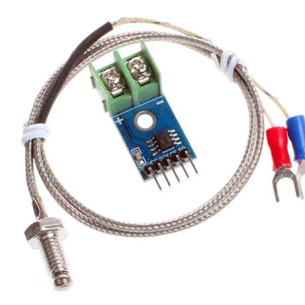 MAX6675 Module+K Type Thermocouple Sensor Measure sharvielectronics.com