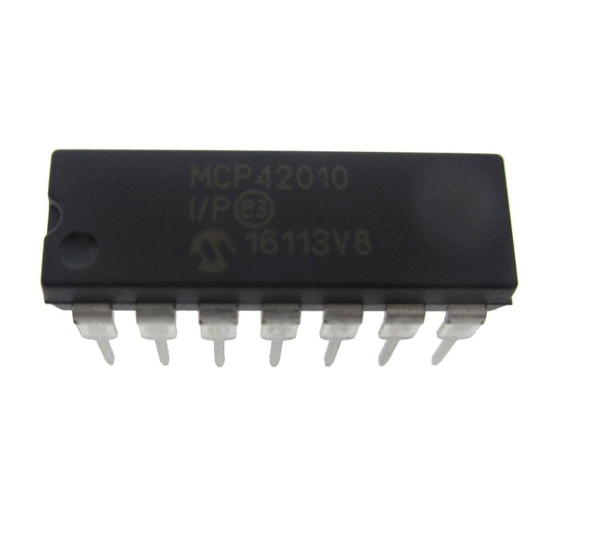 MCP42010 IC-2-Channel Digital 10K Potentiometer with SPI Interface IC
